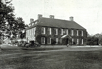 Wootton House in 1927 [P3/28/5]